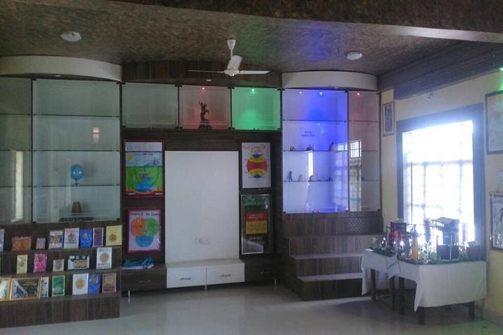 Green Wood Public High School-Social lab
