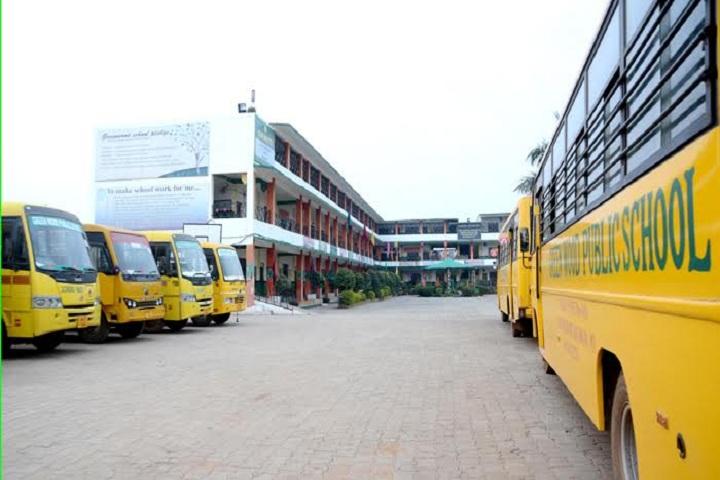 Green Wood Public High School-Transport