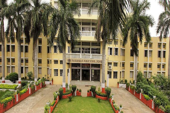 Guru Harkrishan Public School-School Building
