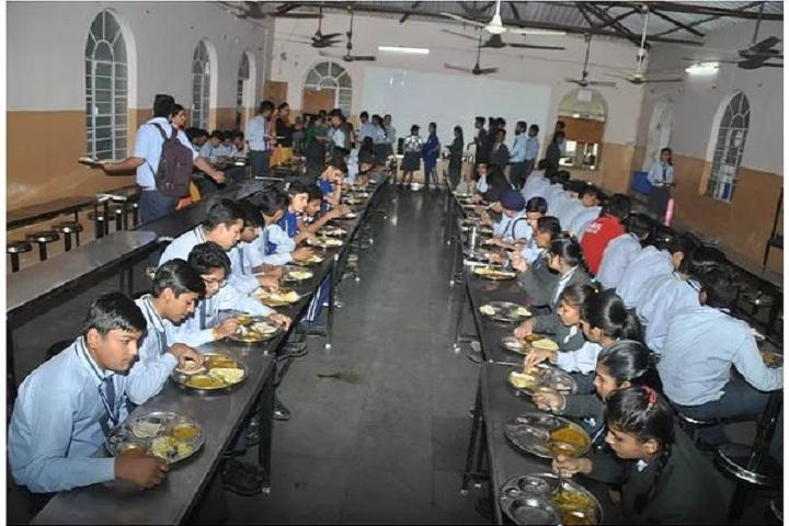 Guru Harkrishan Public School-mess