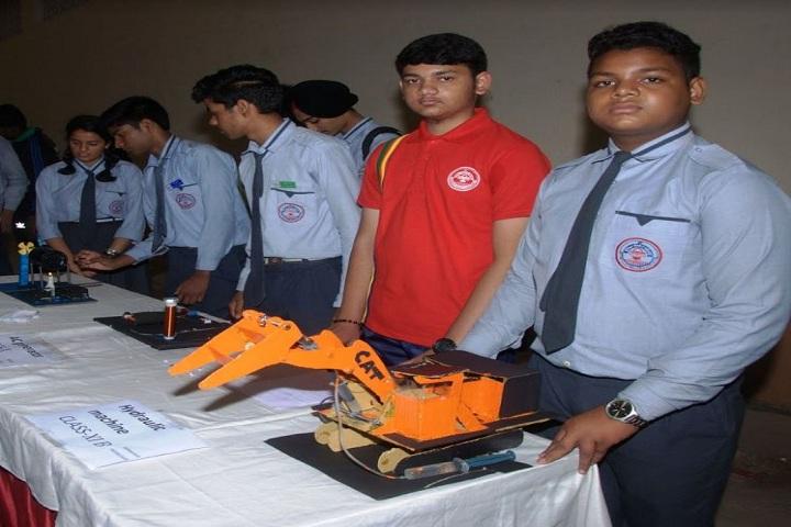 Guru Harkrishan Public School-science fare
