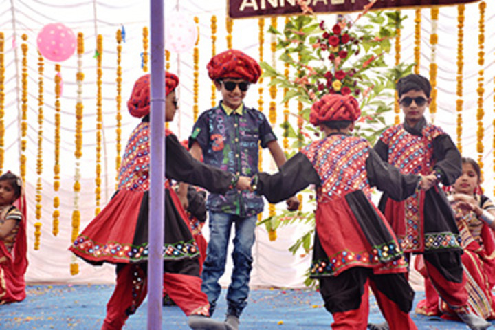 Gurukripa Academy High School-Annual Celebrations