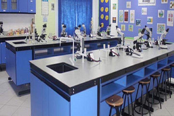 Gurukripa Academy High School-Biology Lab