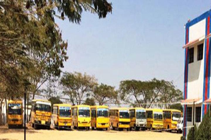 Gurukripa Academy High School-Bus