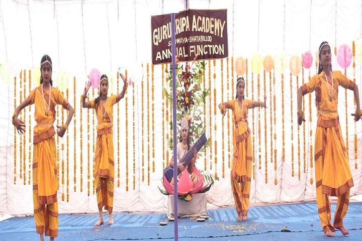 Gurukripa Academy High School-Group Dances