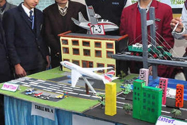 Gurukripa Academy High School-Sciences Exhibitions