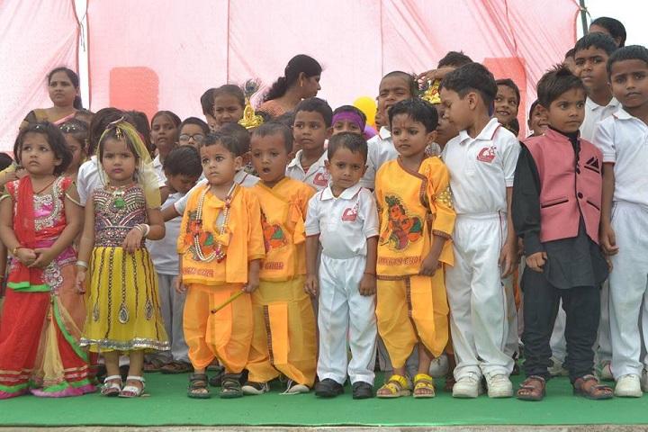 Gurukul Academy Public School-Children's Day
