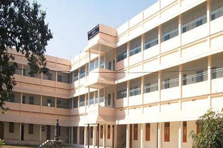 Adwaita Mission High School-Campus View