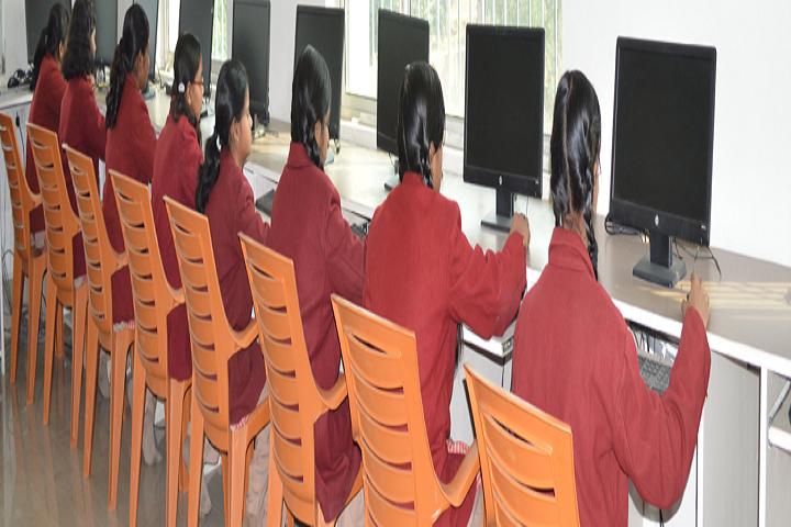 Adwaita Mission High School-Computer Lab