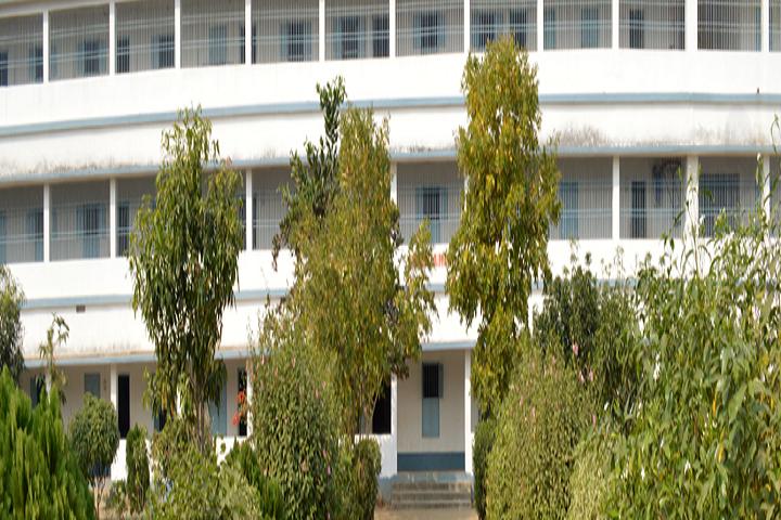 Adwaita Mission High School-School Building