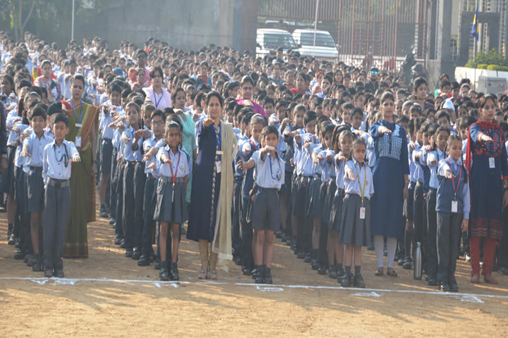Gwalior Glory High School-Assembly