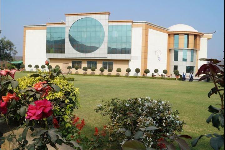 Gwalior Glory High School-Campus