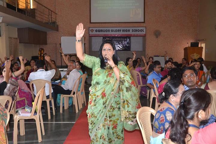 Gwalior Glory High School-Staff Seminar