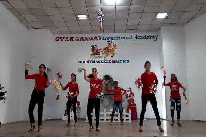 Gyan Ganga International Academy-Christmas Celebrations