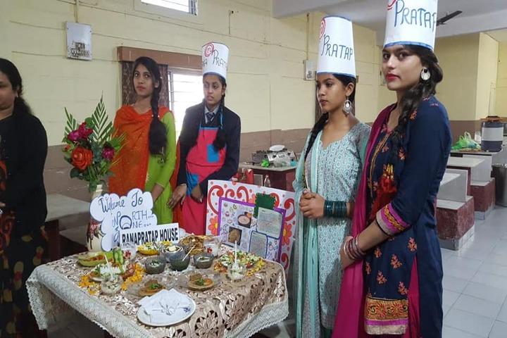 Gyan Ganga International Academy-Cooking Activity