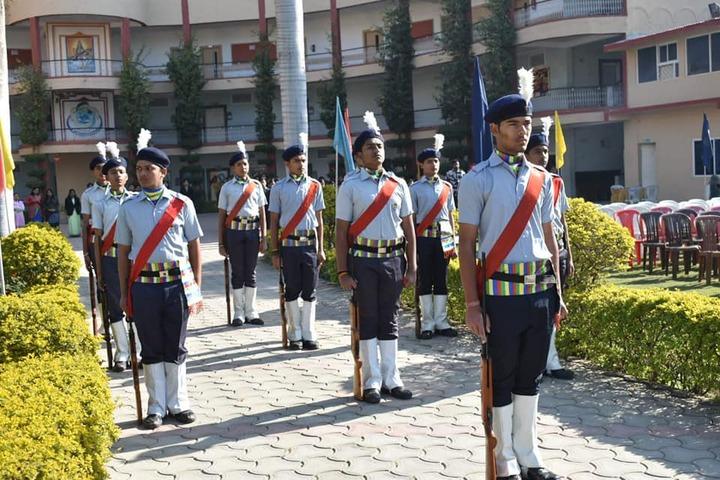 Gyan Ganga International Academy-Scout And Guide