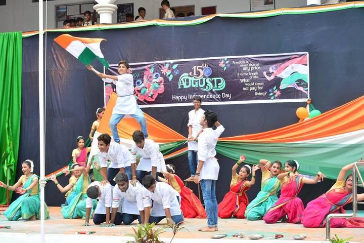 Gyan Ganga International School-Independence Day Celebrations