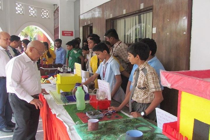 Gyan Ganga International School-Annual Fest