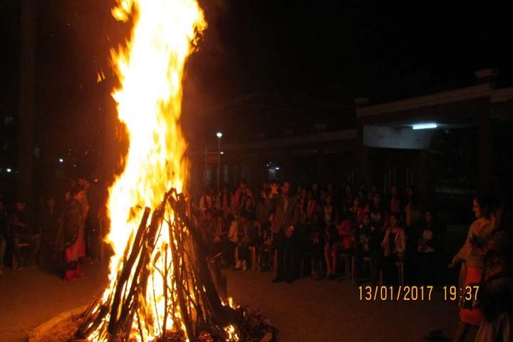 Gyan Ganga International School-Festive Celebrations