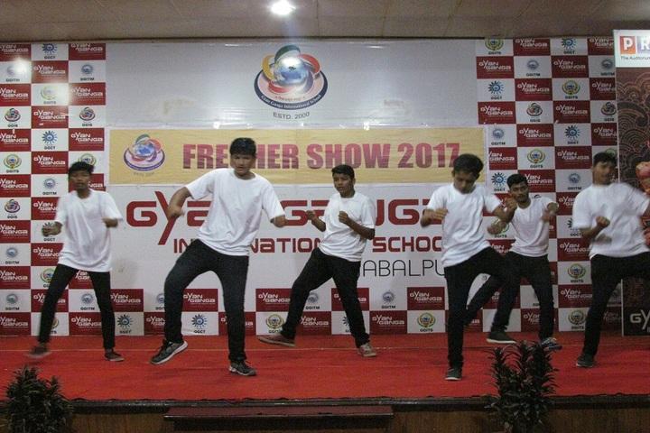 Gyan Ganga International School-Freshers Farewell
