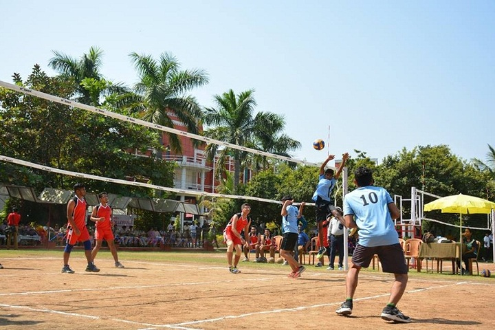 Gyan Ganga International School-Play Ground