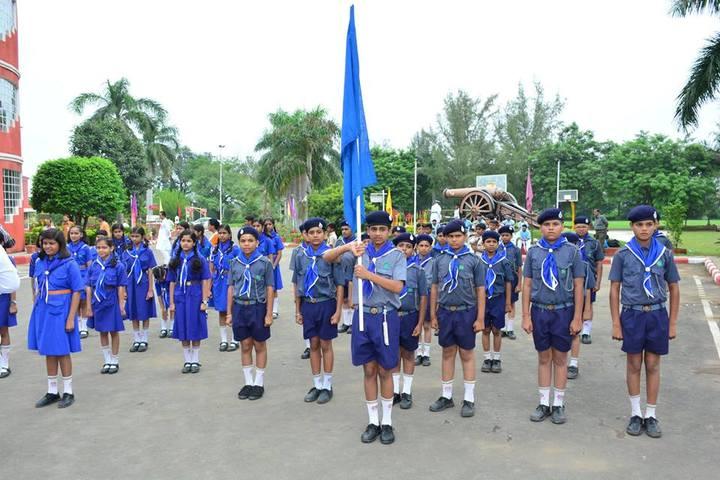Gyan Ganga International School-Republic Day