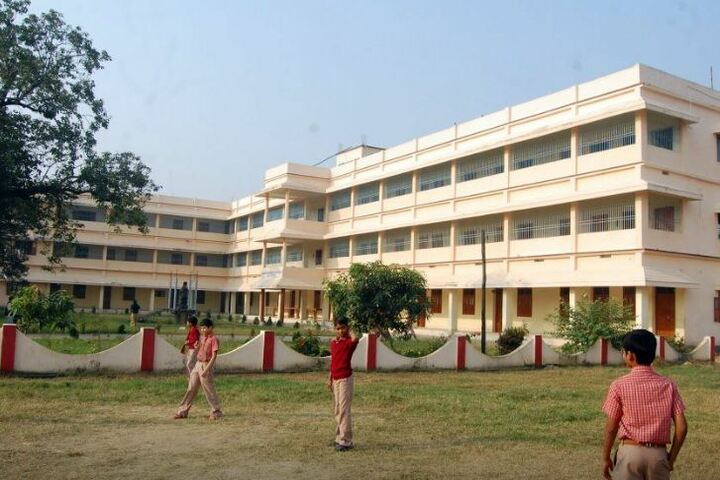 Adwaita Mission High School-Play Ground