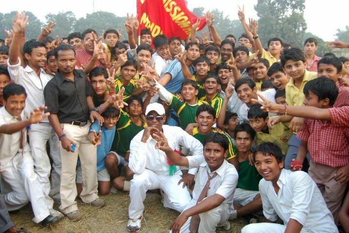 Adwaita Mission High School-Sports Day