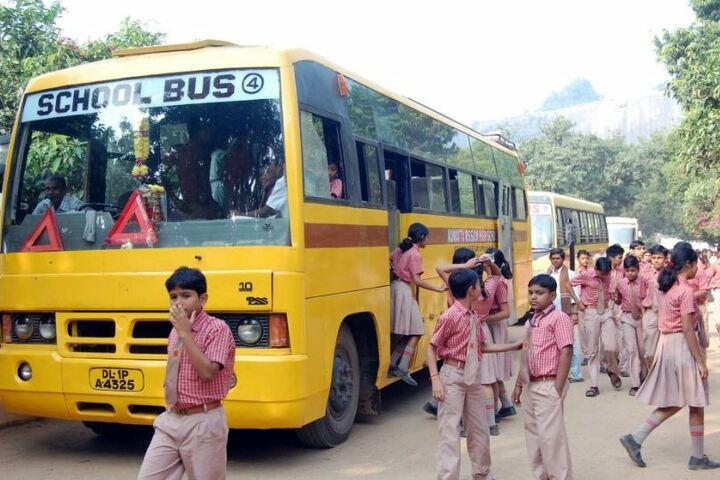 Adwaita Mission High School-Transport