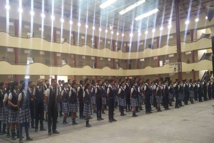 Gyan Sagar Academy-Assembly