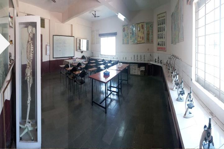 Gyan Sagar Academy-Bio Lab