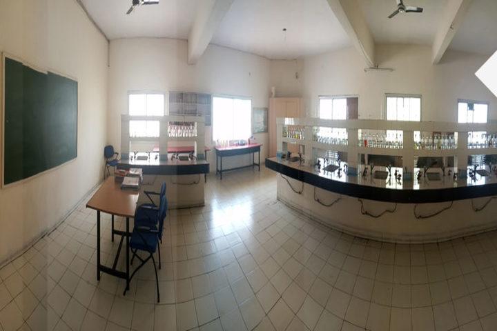 Gyan Sagar Academy-Chemistry Lab