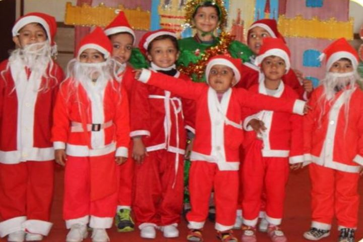 Gyan Sagar Academy-Christmas Celebrations
