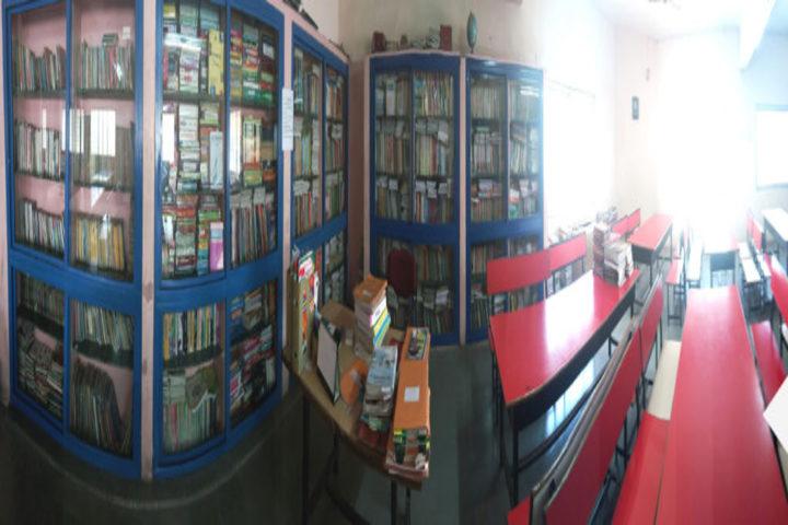 Gyan Sagar Academy-Library