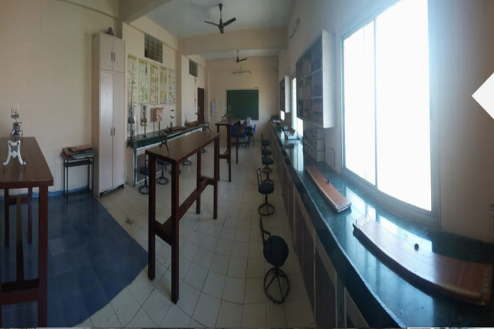 Gyan Sagar Academy-Physics Lab