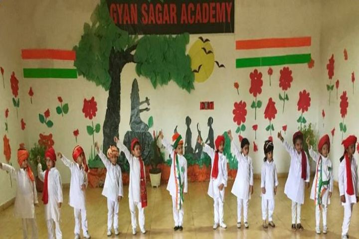 Gyan Sagar Academy-Republic Day Celebrations