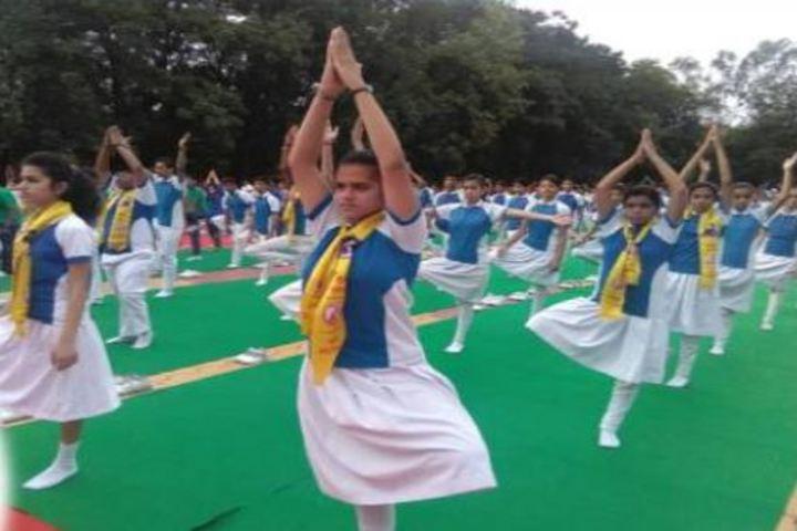Gyan Sagar Academy-Yoga