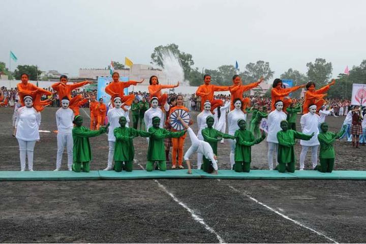 Gyan Sagar Girls Academy-Independence Day Celebrations