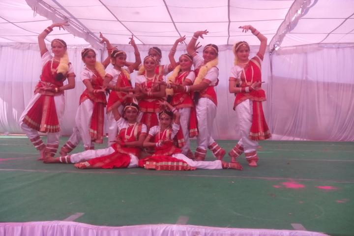 Gyan Sagar Girls Academy-Dance