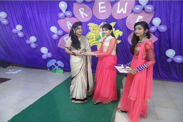 Gyan Sagar Girls Academy-Farewell
