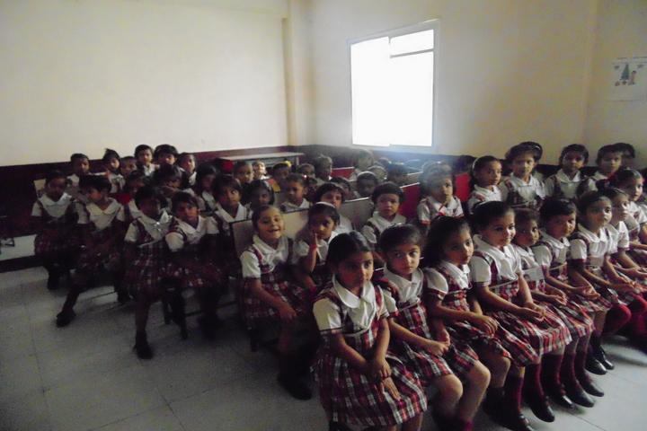 Gyan Sagar Girls Academy-Kids Classroom