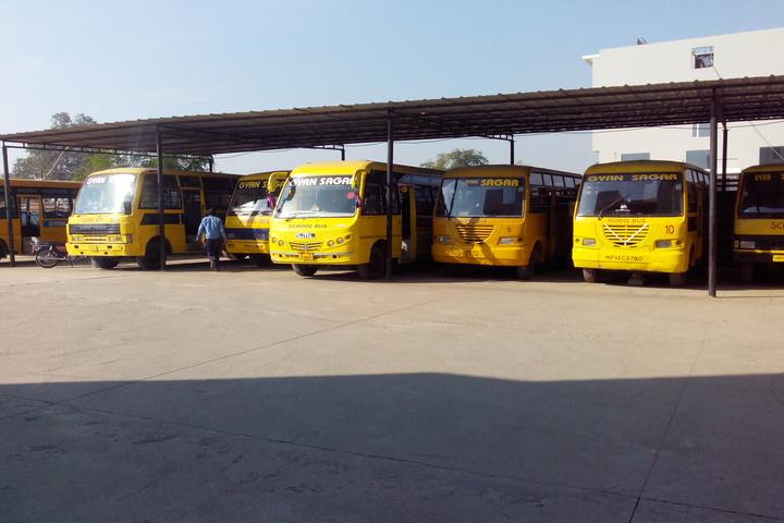 Gyan Sagar Girls Academy-Transport
