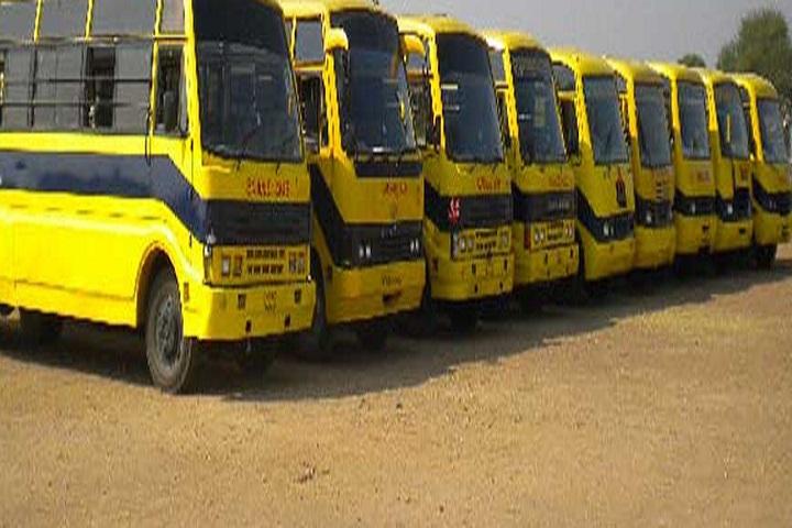 Gyan Sagar Girls International-Bus