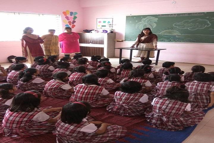 Gyan Sagar Girls International-Classroom