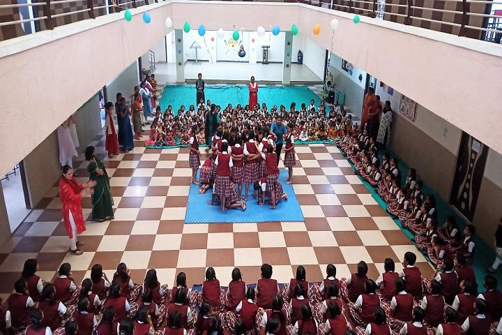 Gyan Sagar Girls International-Games