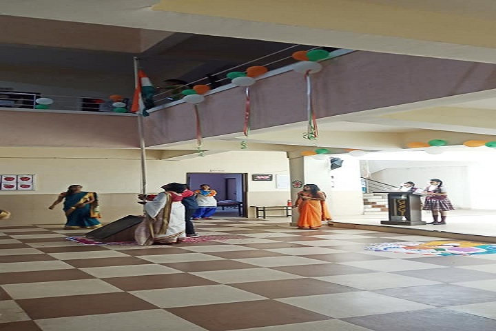 Gyan Sagar Girls International-Independences Day