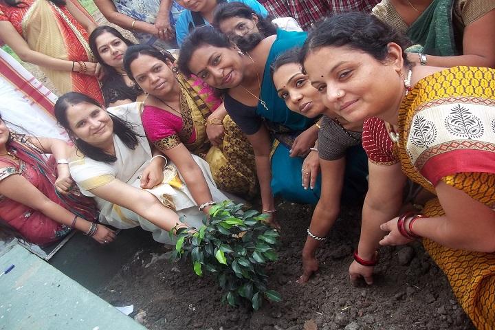 Gyan Sagar Girls International-Plantations