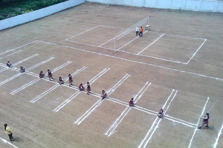 Gyan Sagar Girls International-Play Ground
