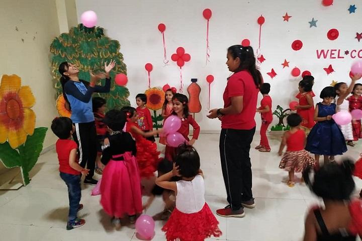 Gyan Sagar Girls International-Red Day Celebrations