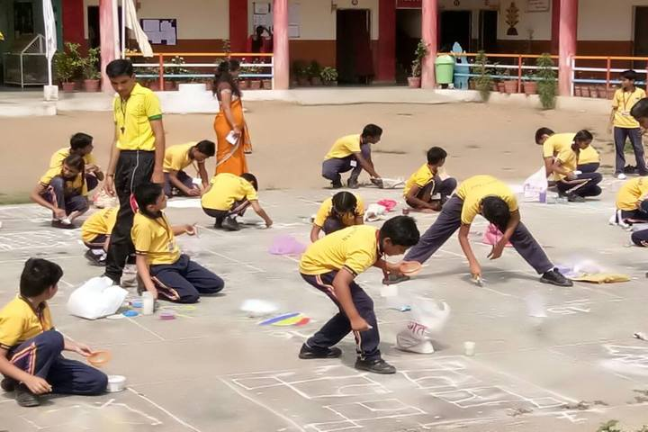 Gyan Sagar Public School-Activity